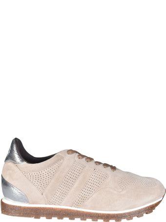 "Alberto Fasciani ""sport"" Panelled Sneakers"