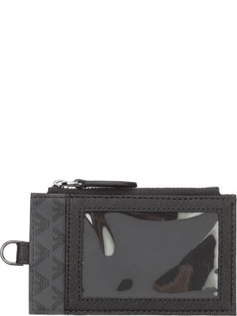 Emporio Armani Lady M Credit Card Holder