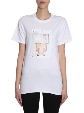 EMANUELEFERRARISTUDIO Instagram Picture T-shirt