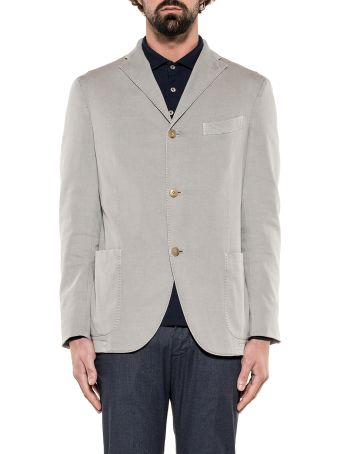Boglioli Light Gray Blazer