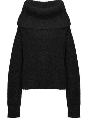 Acne Studios Cowl-neck Mohair And Wool-blend Sweater