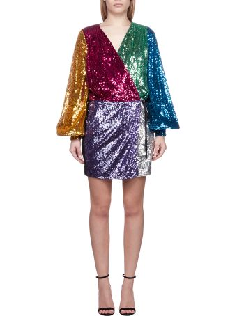 ATTICO Sequined Dress