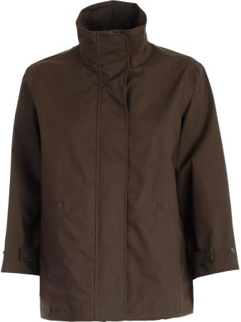 Aspesi High Neck Jacket