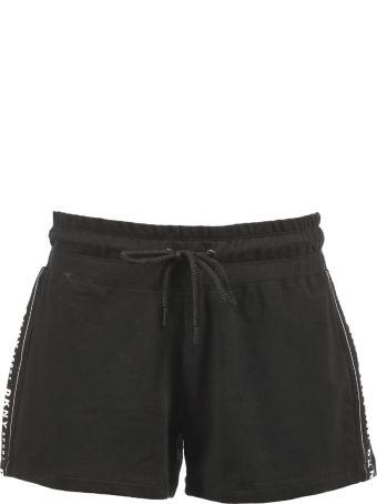 DKNY Logo Detail Shorts