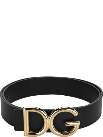 Dolce & Gabbana Dolce&gabbana Dg Belt