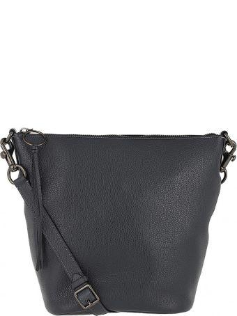 Coach Blue Shoulder Bag