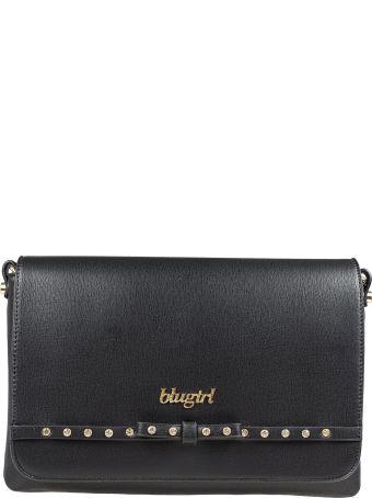 Blugirl Logo Plaque Shoulder Bag