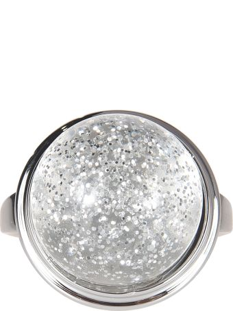 MM6 Maison Margiela Crystal Ring