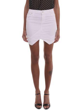 RTA White Skirt