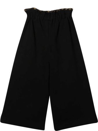 Fendi Black Trousers Teen