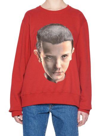 ih nom uh nit 'eleven'sweatshirt
