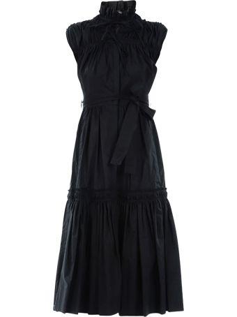 Proenza Schouler Dress With Flounces