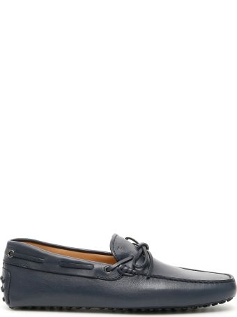 Tod's New Laccetto Gommino Loafers
