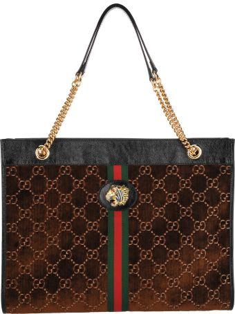 Gucci Rajah Tote Large