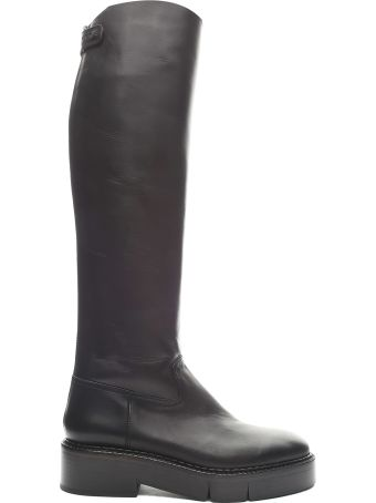 Robert Clergerie Canada Leather Boots