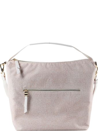 Borbonese Hobo Small Shoulder Bag