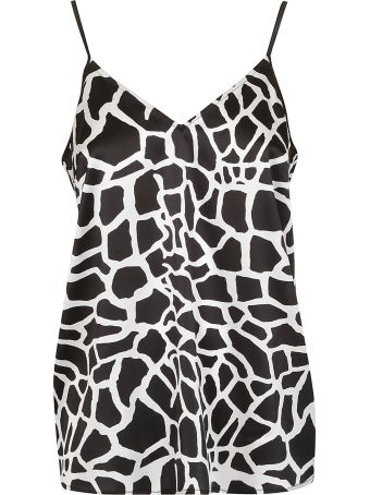 Federica Tosi Patterned Tank Top
