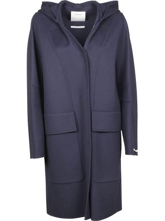 SportMax Single-breasted Coat