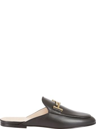 Tod's Double T Mules