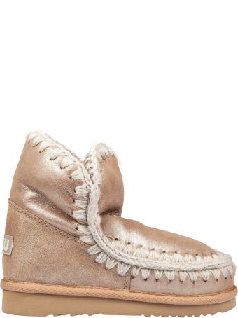 Mou Whipstiched Boots