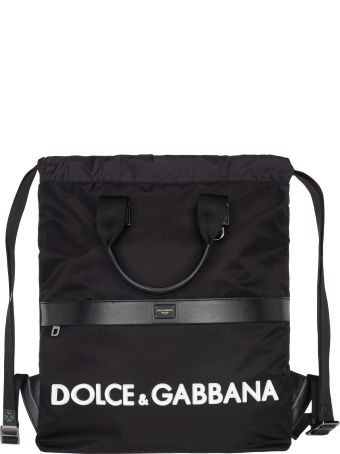 Dolce & Gabbana Dolce&gabbana Back Pack Street Ruubber Injection