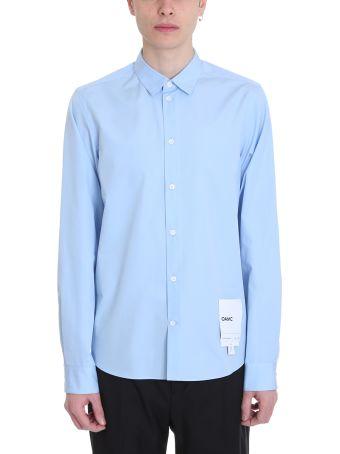 OAMC Light Blue Cotton Shirt
