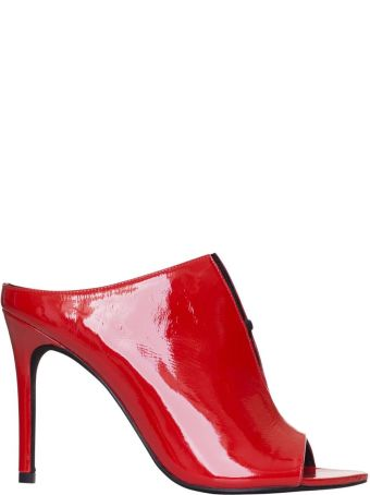 Jeffrey Campbell Exhale In Red