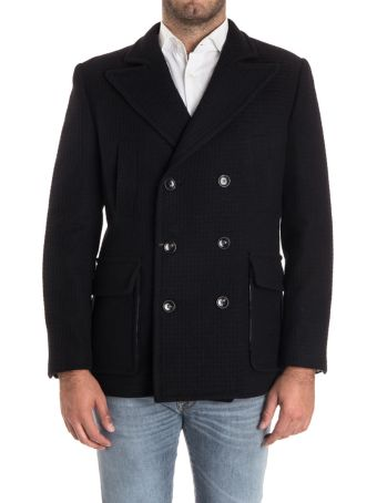 Alessandro Dell'Acqua Wool Blend Coat