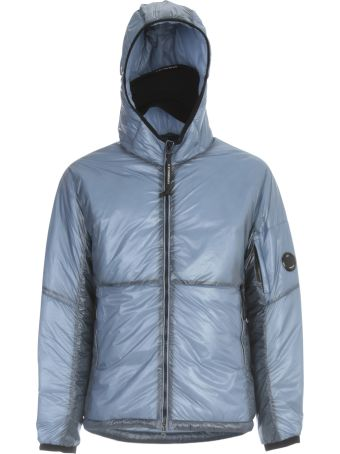 C.P. Company Trasparent Medium Down Jacket