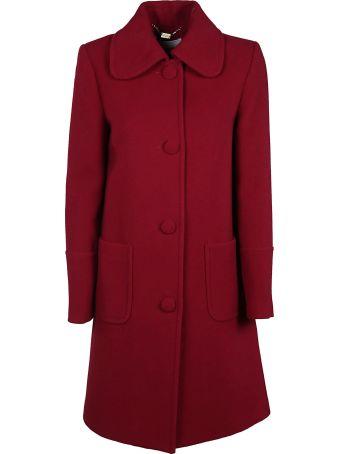 Blugirl Single Breasted Coat