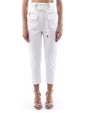 Elisabetta Franchi Celyn B. Elisabetta Franchi Cotton Pants