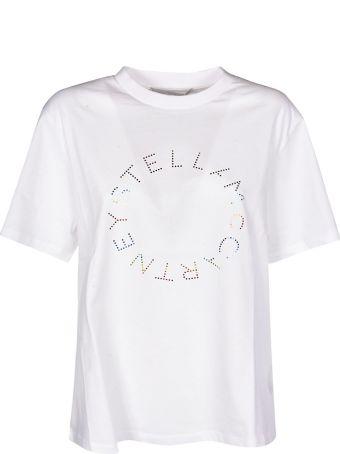 Stella McCartney Rainbow Logo T-shirt