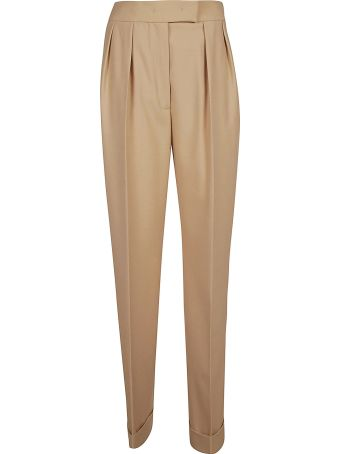 Agnona High-waist Trousers