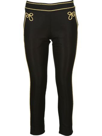 Moschino Rope Detailed Trousers