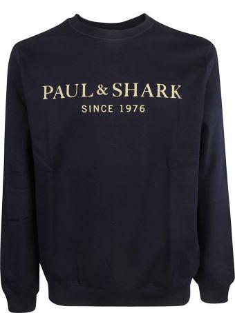 Paul&Shark Paul & Shark Logo Sweatshirt