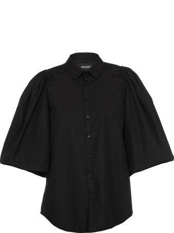 Neil Barrett Shirt With Ruffle