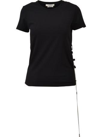 Alyx Cut-out T-shirt Black