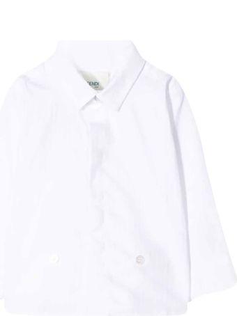 Fendi White Shirt