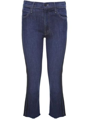 Mother The Rascal Ankle Snipper Mid-rise Jeans