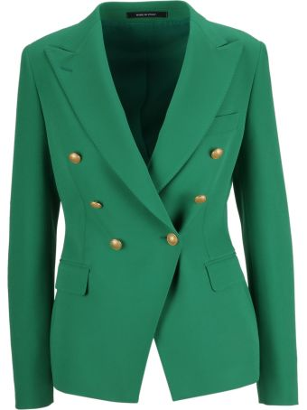 Tagliatore Double Breasted Blazer
