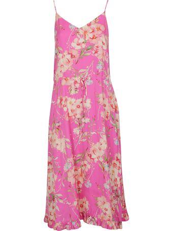 Essentiel Vivid Floral Dress