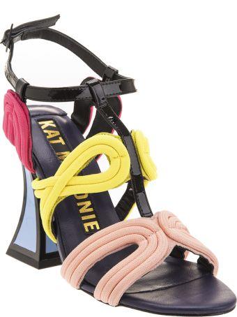 Kat Maconie Multicolour Sissy Sandals