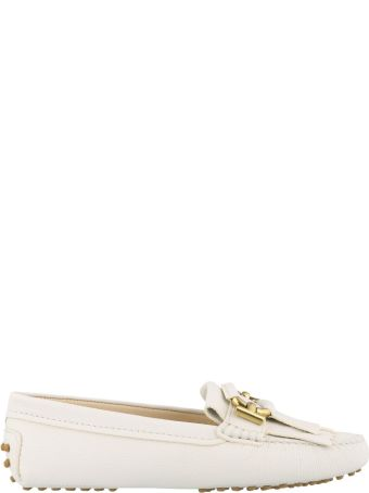 Tod's Gommino Loafer With Fringes