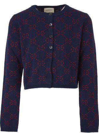 Gucci Junior Cardigan