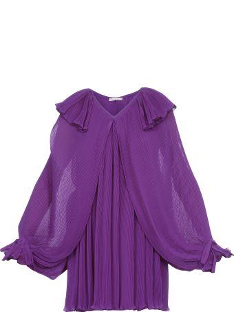 Marco de Vincenzo Pleated Dress