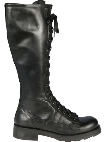 OXS Charlie Lace-up Boots