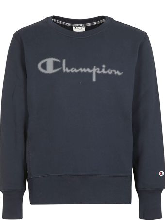 CHAMPION X Paolo Pecora Printed Logo Sweatshirt