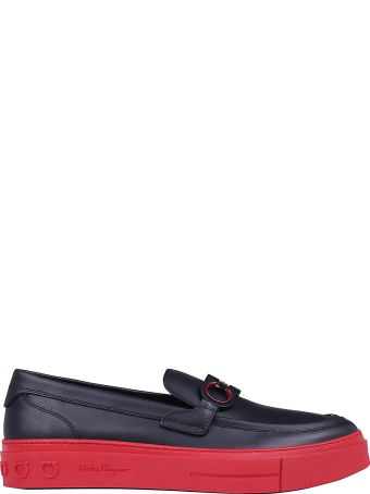 Salvatore Ferragamo Axel Loafers