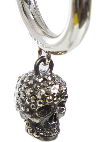 Alexander McQueen Skull Earring