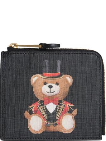 Moschino Zip Around Wallet